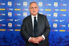 """Lotito: """"Tifoso è passione, non professione"""", e svela il ret"""