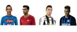 Mercato |  all'ombra di Cristiano Ronaldo sta nascendo una serie A pazzesca |  grandi