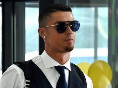 Ronaldo taglio capelli cicatrice