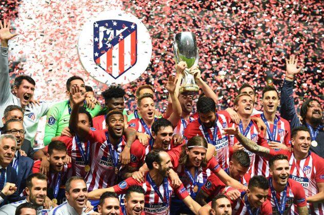 Real Madrid-Atletico Madrid