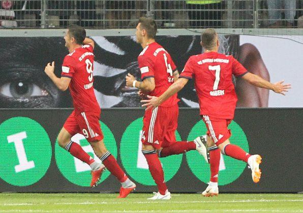 Risultati Bundesliga