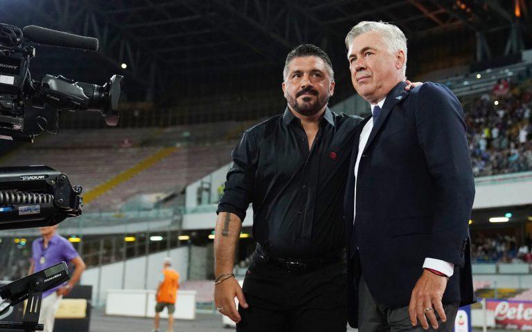 Ancelotti Gattuso