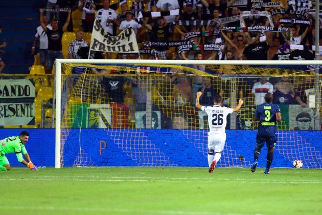Chievo-Udinese formazioni ufficiali