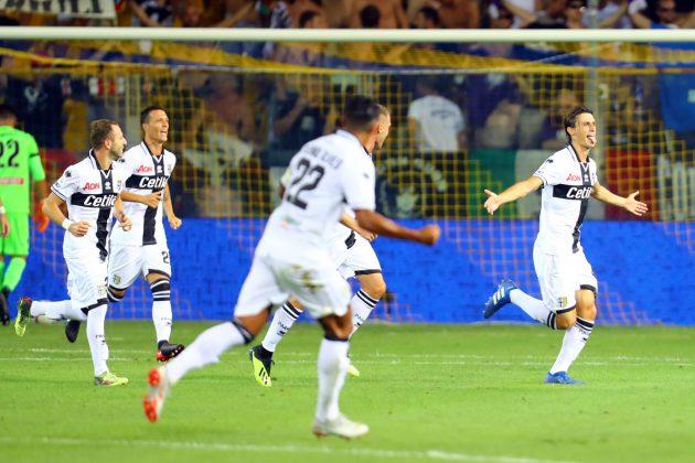 Spal Parma formazioni ufficiali