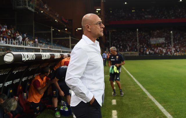 Frosinone-Genoa formazioni ufficiali