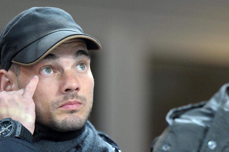 ritiro Sneijder