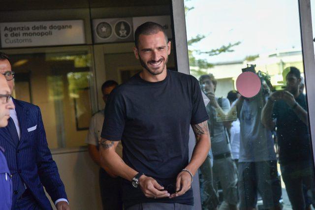 Seconda Maglia Juventus LEONARDO BONUCCI