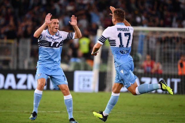 Lazio Frosinone streaming