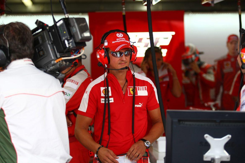 Compleanno Schumacher