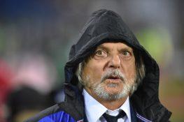 """Cessione Sampdoria, le parole di Ferrero: """"Dispiaciuto per l"""
