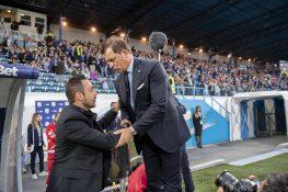 Serie A    la terza giornata    brividi per 5 allenatori    Roma e Milan devono vincere e