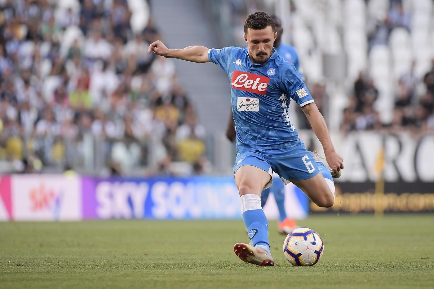 Mario Rui (Marco Alpozzi/LaPresse)