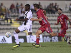 Carrarese-Juventus Under 23 formazioni