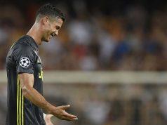 Ronaldo espulsione
