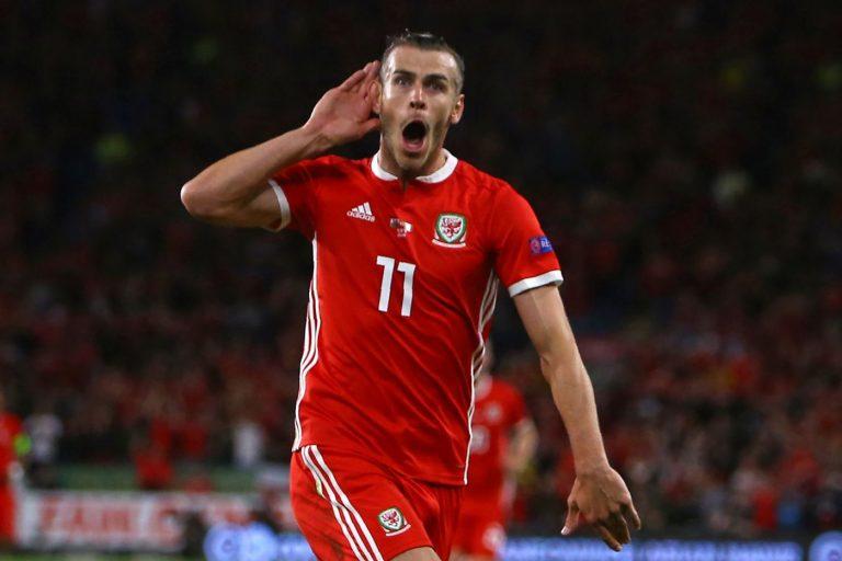 Bale (Foto AFP/LaPresse)