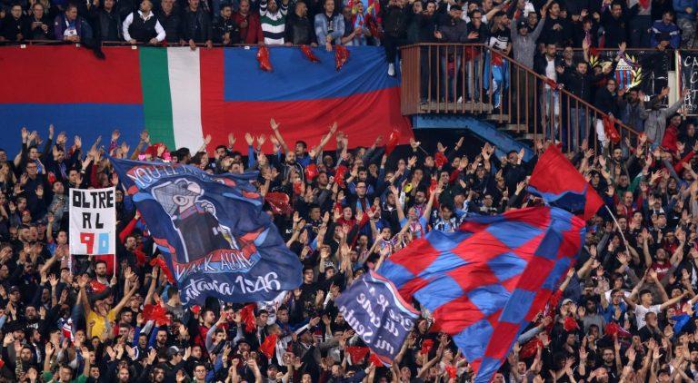 Ripescaggi Serie B catania