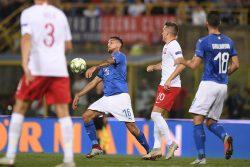 Infortunio Pellegrini, il calciatore lascia il ritiro della