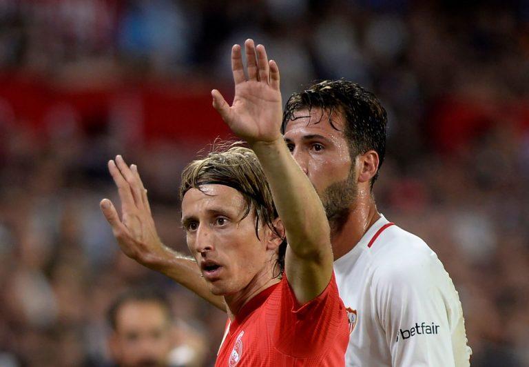 Modric (Foto AFP/LaPresse)