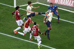 Rabiot verso il Barcellona |  David Luiz al Benfica