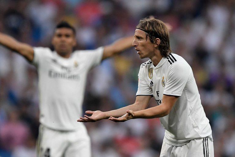 Real Madrid-Roma
