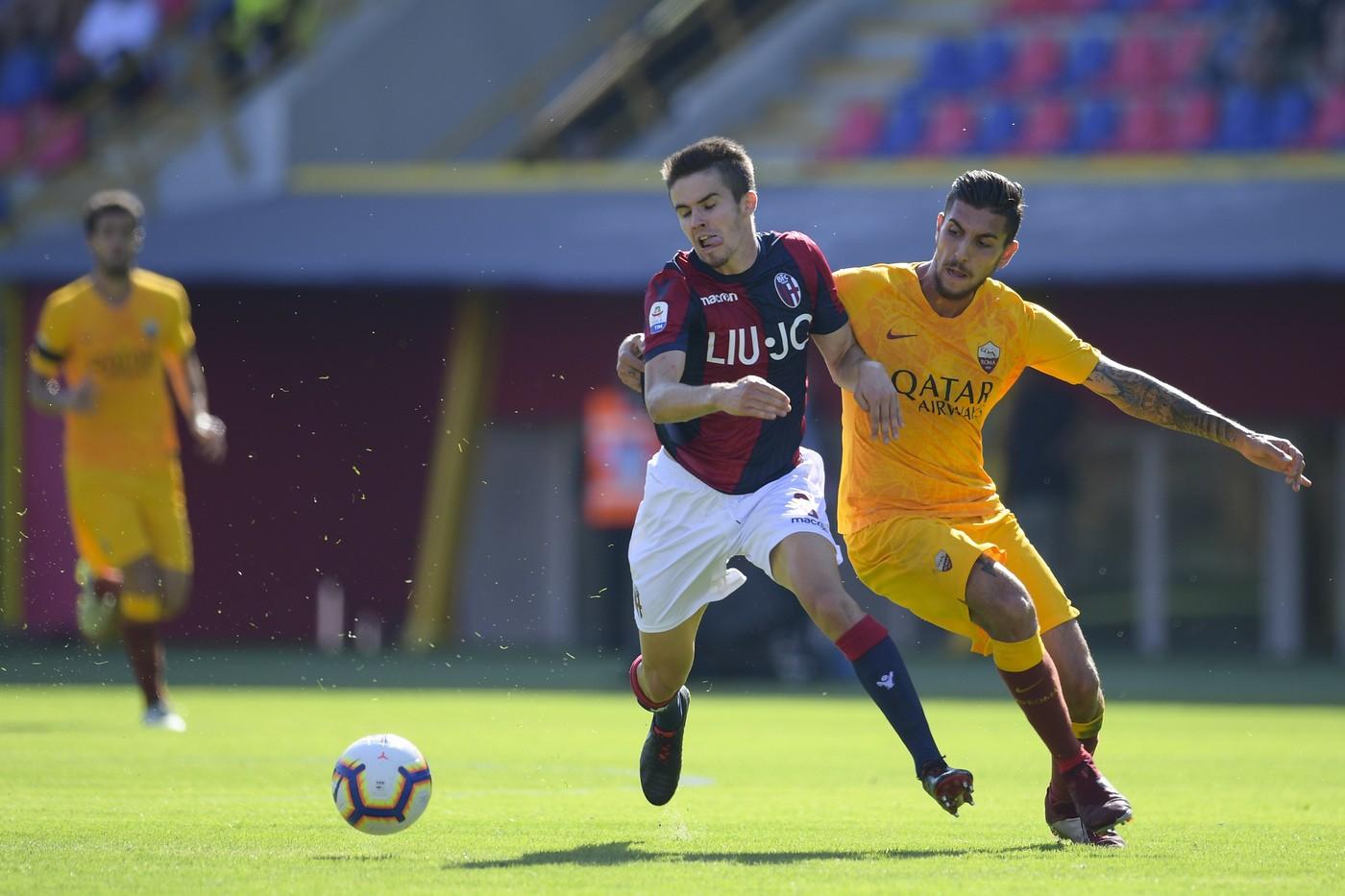 Calabresi (Foto AS Roma/Fabio Rossi/LaPresse LaP)