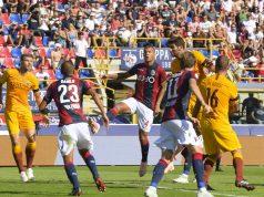 Bologna Roma pagelle
