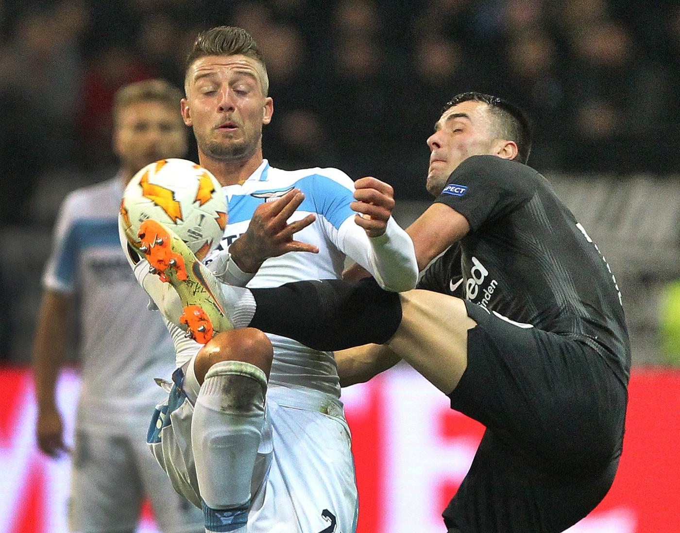 Filip Kostic (Foto AFP/LaPresse)