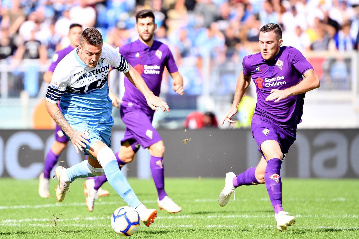Fiorentina Vs Roma, giallorossi favoriti nel big match