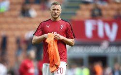 Milan, ultima a San Siro per Abate: lacrime del calciatore d