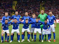 Italia-Portogallo diretta live
