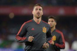 Sergio Ramos diventa il calciatore spagnolo più presente di sempre in nazionale