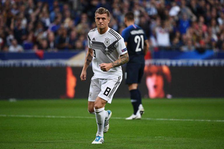 12. Kroos 26,3 milioni (Foto AFP/LaPresse)