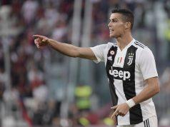 Manchester United-Juventus Ronaldo