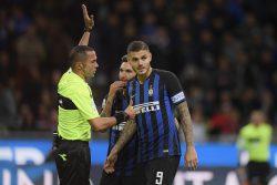 Serie A, le designazioni arbitrali per la 16^ giornata