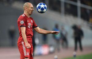 Robben ritiro