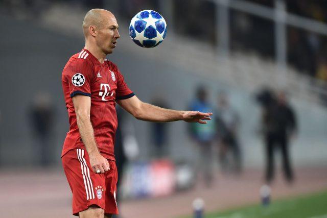 Bayern Robben