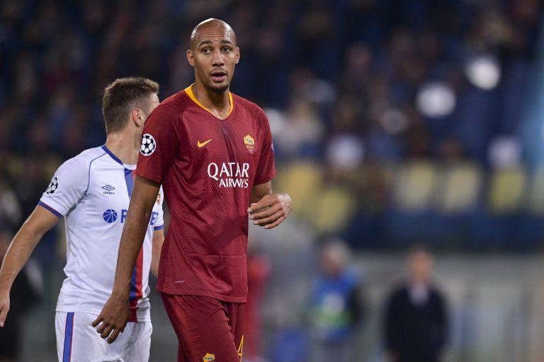 Nzonzi (Roma) Fabio Rossi/AS Roma/LaPresse