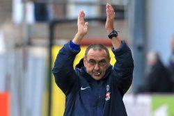 """Napoli, Sarri gonfia il petto: """"più di così non si poteva fa"""