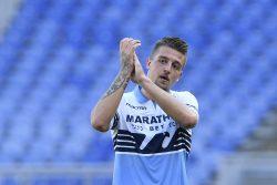 """Squalificati Serie A    le decisioni del giudice sportivo    """"graziato"""" Milinkovic Savic"""
