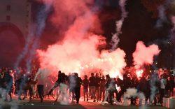 Clamoroso Cagliari Napoli, 'agguato' dei tifosi: tensione al