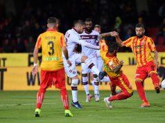 Benevento Livorno 1-0