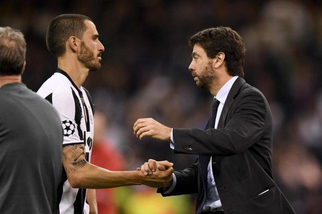Juventus intercettazioni