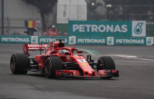 Formula 1 partenza