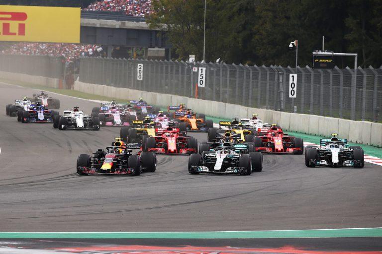 Formula 1 rissa