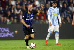 "Inter, Borja Valero amaro: ""C'è delusione, quel gol all'iniz"
