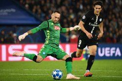"""Liverpool Napoli, Ospina: """"Loro grandi avversari, non c'è so"""