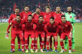 Turchia, la Uefa apre un'indagine sull'esultanza dei calciat