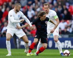 Nations League, Kane manda in paradiso l'Inghilterra: il 2-1 alla Croazia vale le final four [FOTO]