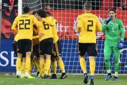 Risultati qualificazioni Euro 2020, dominio Inghilterra cont