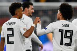 Germania |  è solo pari nell'amichevole contro la Serbia